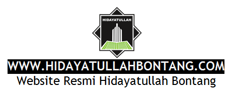 Website Resmi Hidayatullah Bontang Kalimantan Timur