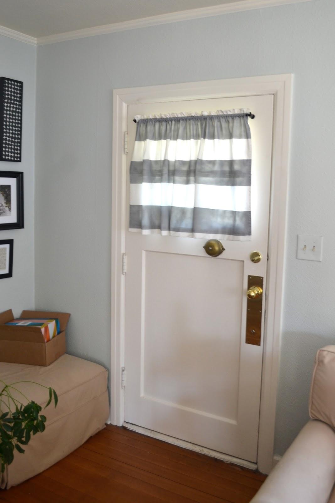 Captivating {renovate} Painted Interior Front Door