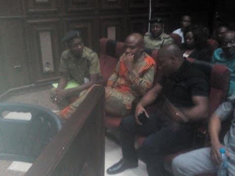 Nnamdi Kanu refused bail, to remain in Kuje prison