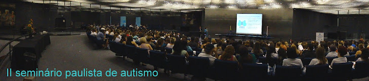 II Seminário Paulista de autismo 2010