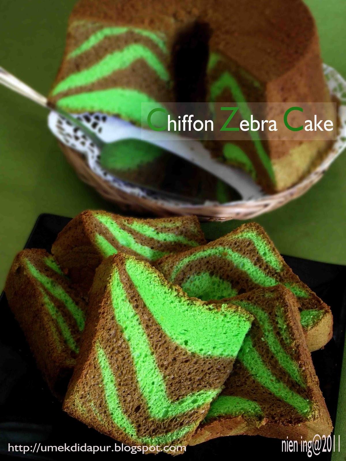 Resep Kue Bolu Pandan Sweet Cake Picture
