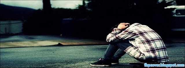 Lonely, sad, alone, cute, boy, street, facebook, cover, fb ...