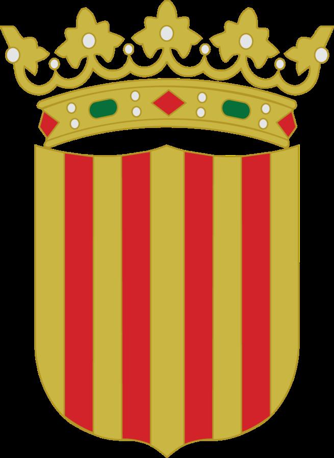 Armas del Reino de Aragón