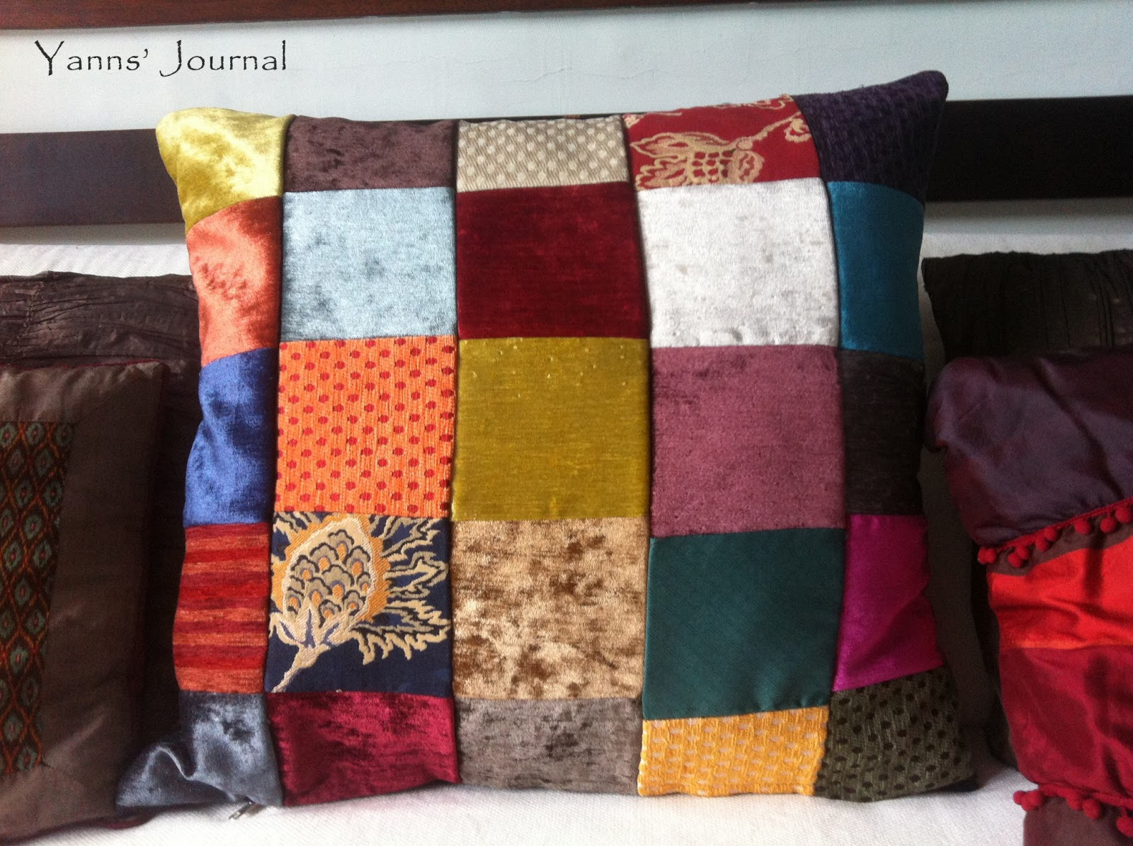 upholstery fabric sample books a patchwork with these fabric is just