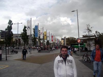 Plaza Kennedy , Galway