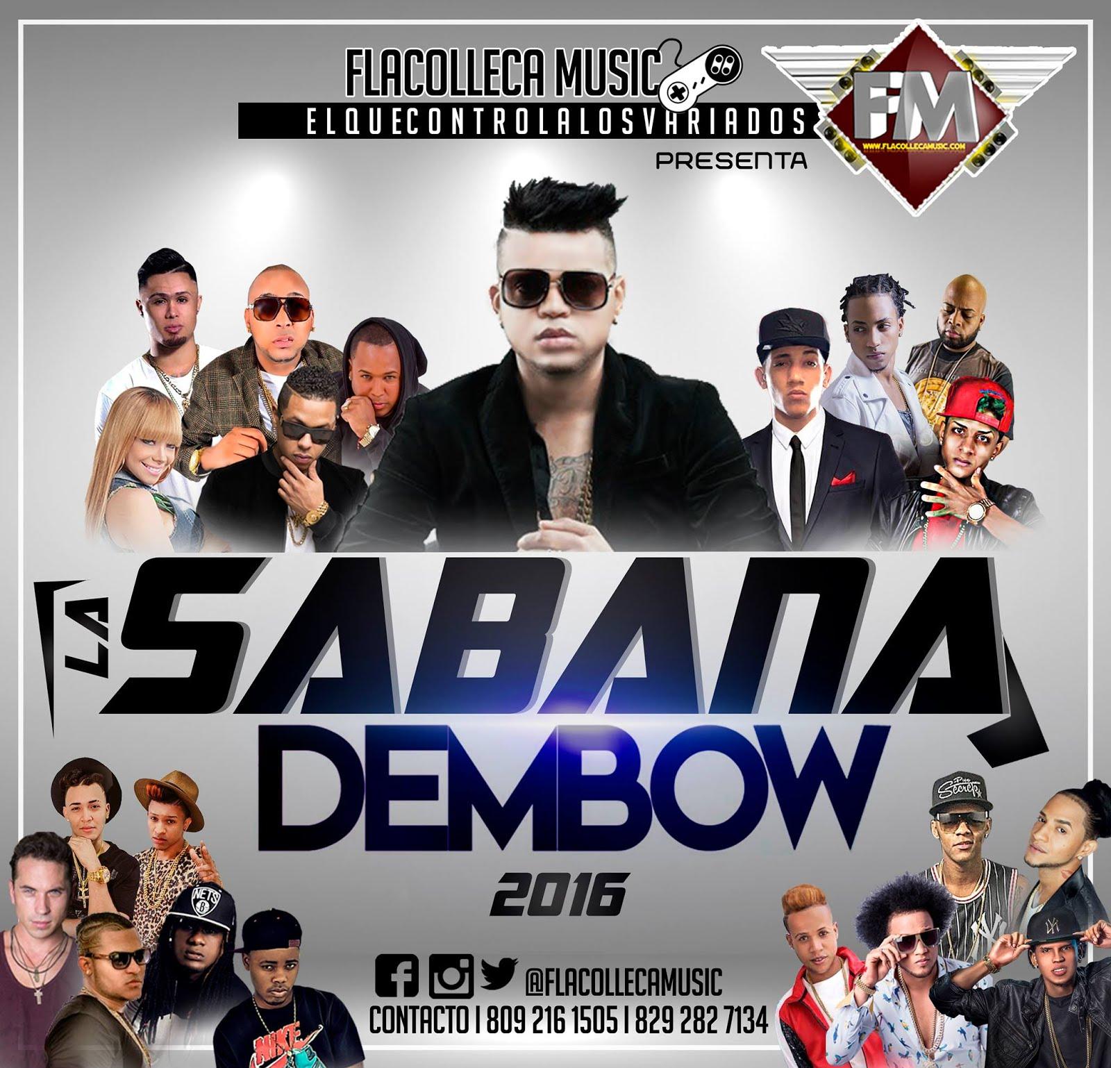 LA SABANA DEMBOW