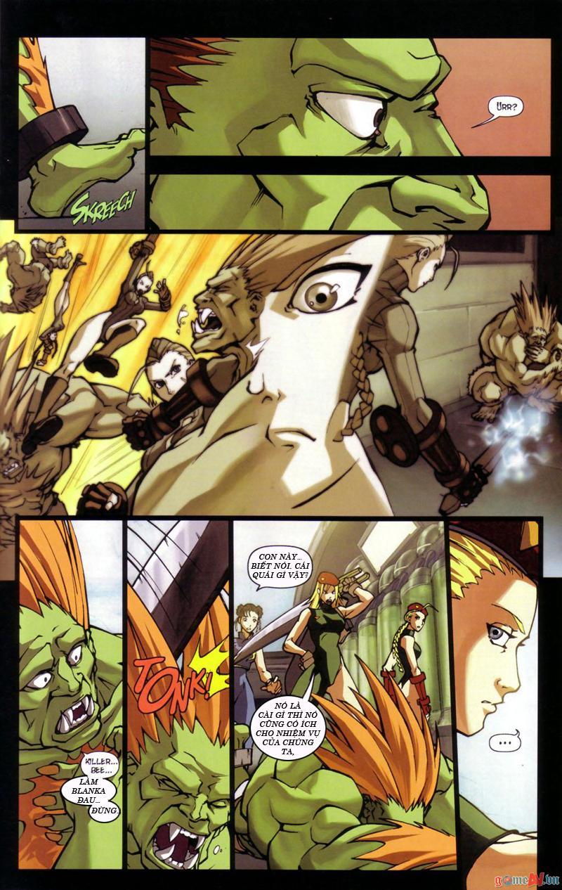 Street Fighter chap 12 - Trang 18
