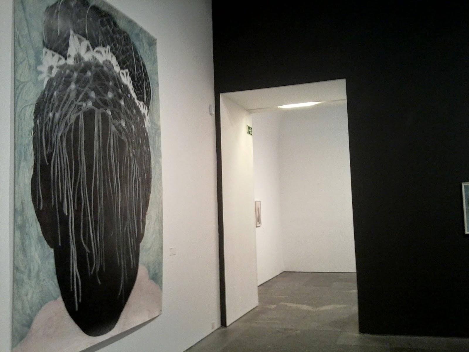Elly Strik, Museo Reina Sofía, MNCARS, Fantasmas, Novias, y otros compañeros, Exposiciones, Madrid, Goya, Freud, Voa Gallery, Blog de arte, Arte contemporáneo, Yvonne Brochard