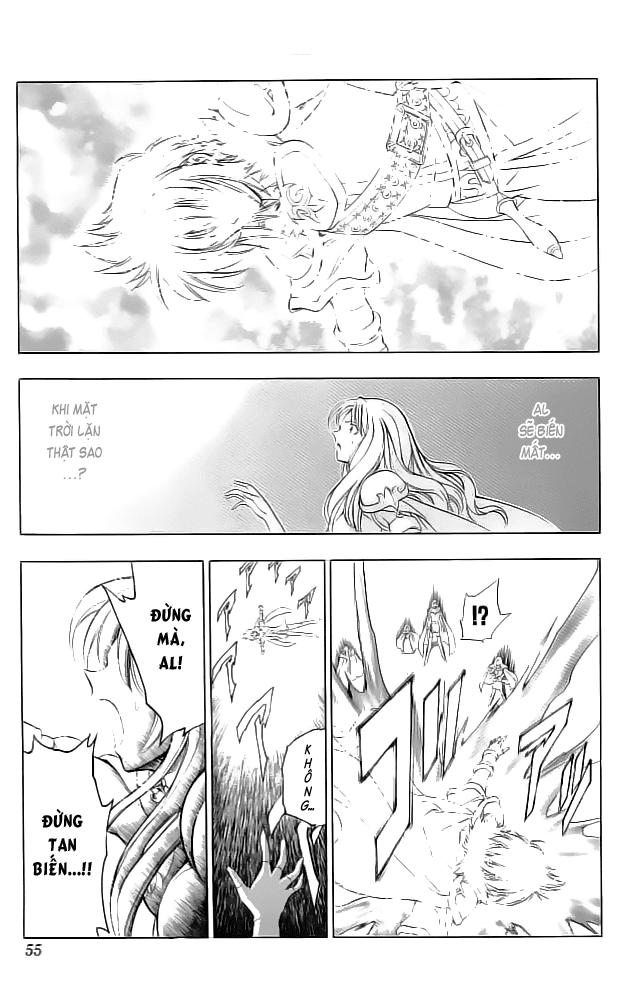 Fire Emblem-Hasha no Tsurugi chap 26 - Trang 10