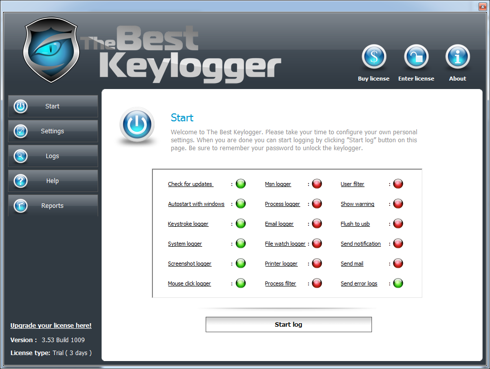 All In One Keylogger v3 1 PT BR Keygen Crack