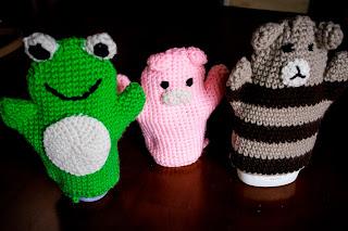 the three animals