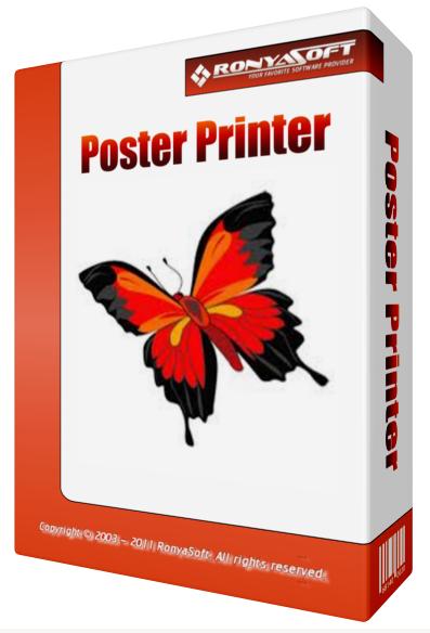 RonyaSoft Poster Designer 2.01.53 [full version]
