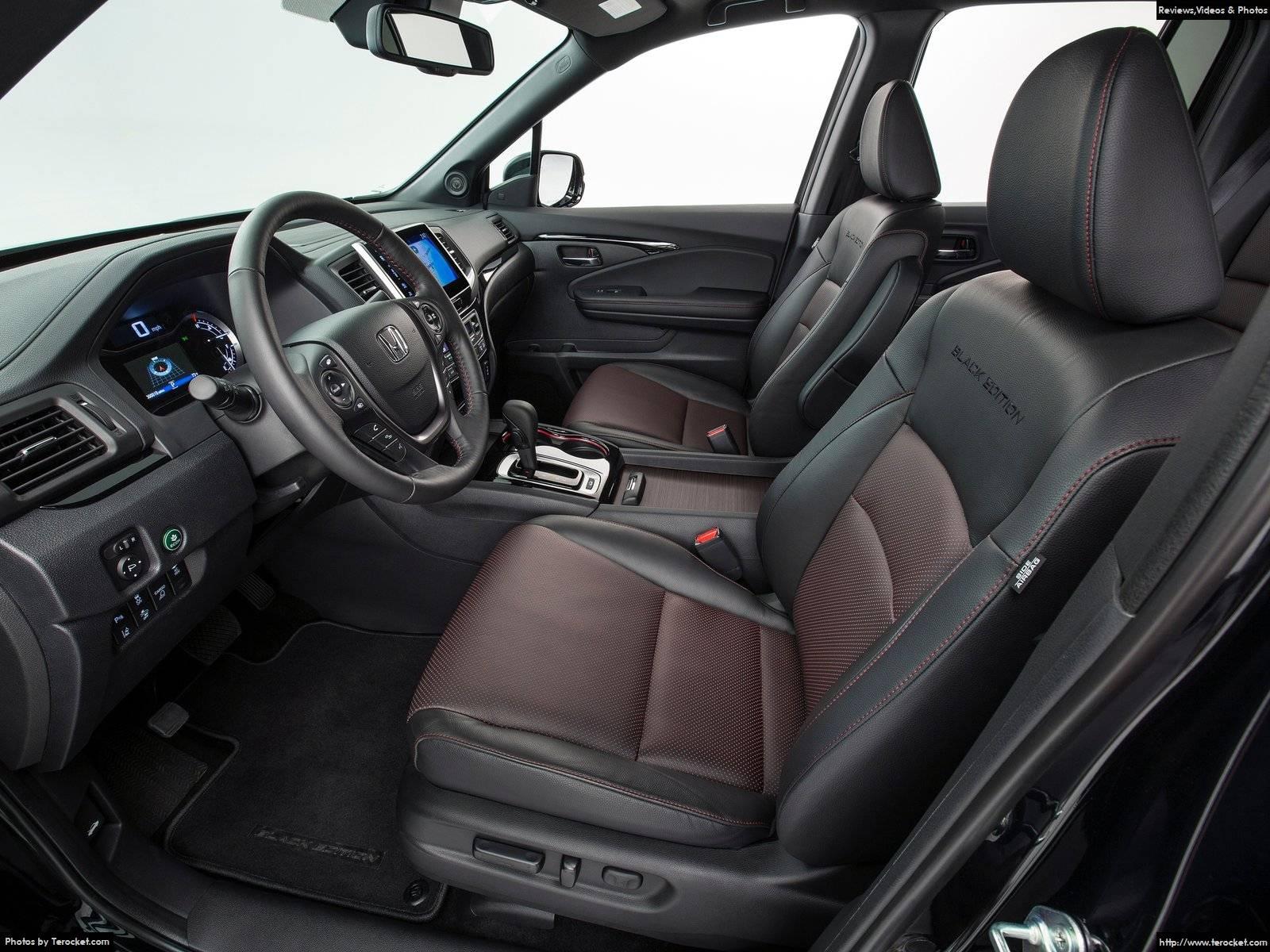 Hình ảnh xe ô tô Honda Ridgeline 2017 & nội ngoại thất
