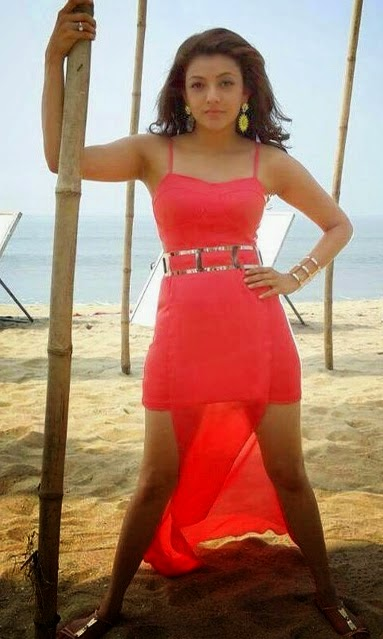 Temper Movie Kajal Agarwal First Slim Still