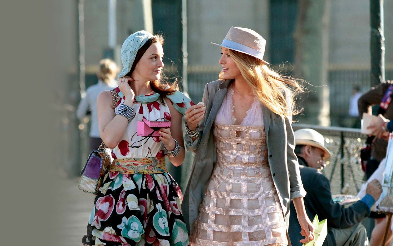 Fashion in gossip girl 47