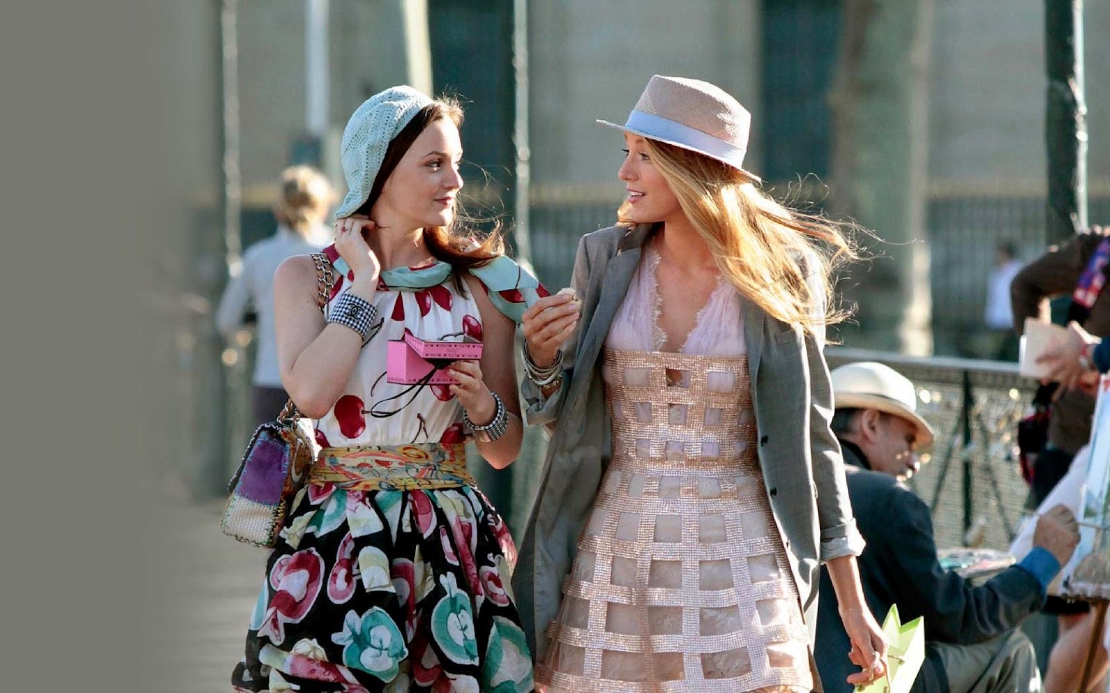 Fashion in gossip girl 47