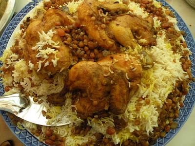طريقة عمل مجبوس دجاج بحريني, طريقة عمل مجبوس,  دجاج, بحرين, المجبوس