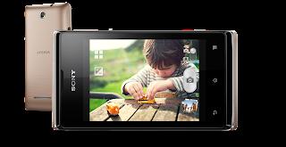 Daftar Handphone Sony Xperia Android Terbaru Desember 2013