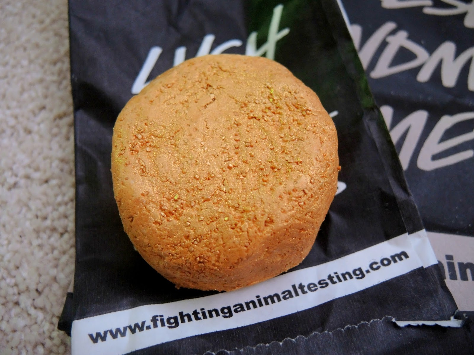 Lush Sunnyside Bubble Bar