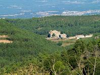 Rocabruna vista des de Postius