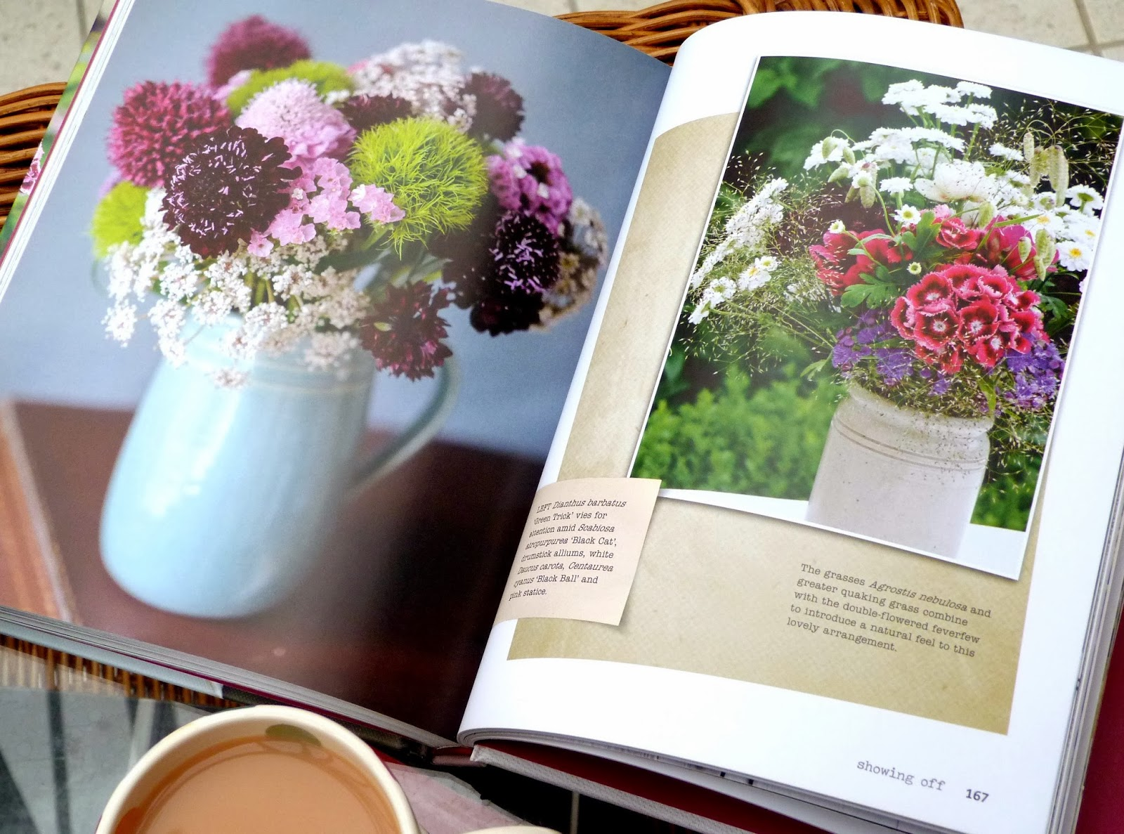 The Cut Flower Patch book
