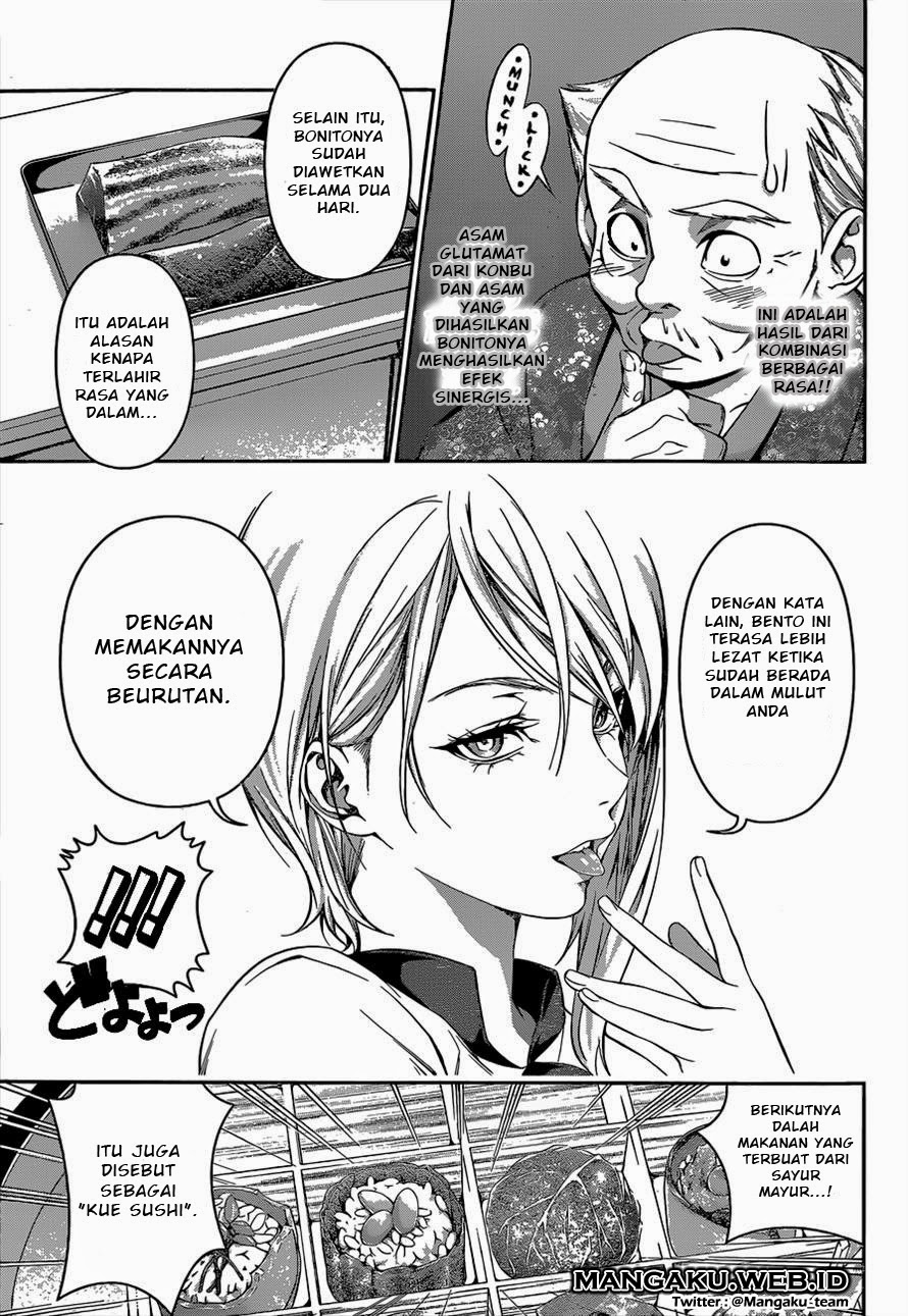 Shokugeki no Souma Chapter 64-10