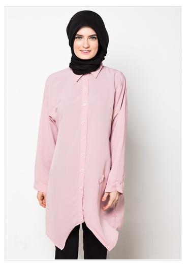 Style Fashion Baju Muslim Wanita Semi Formal 2016