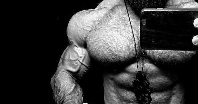Muscle Wallpapers: Jason Huh Wallpaper