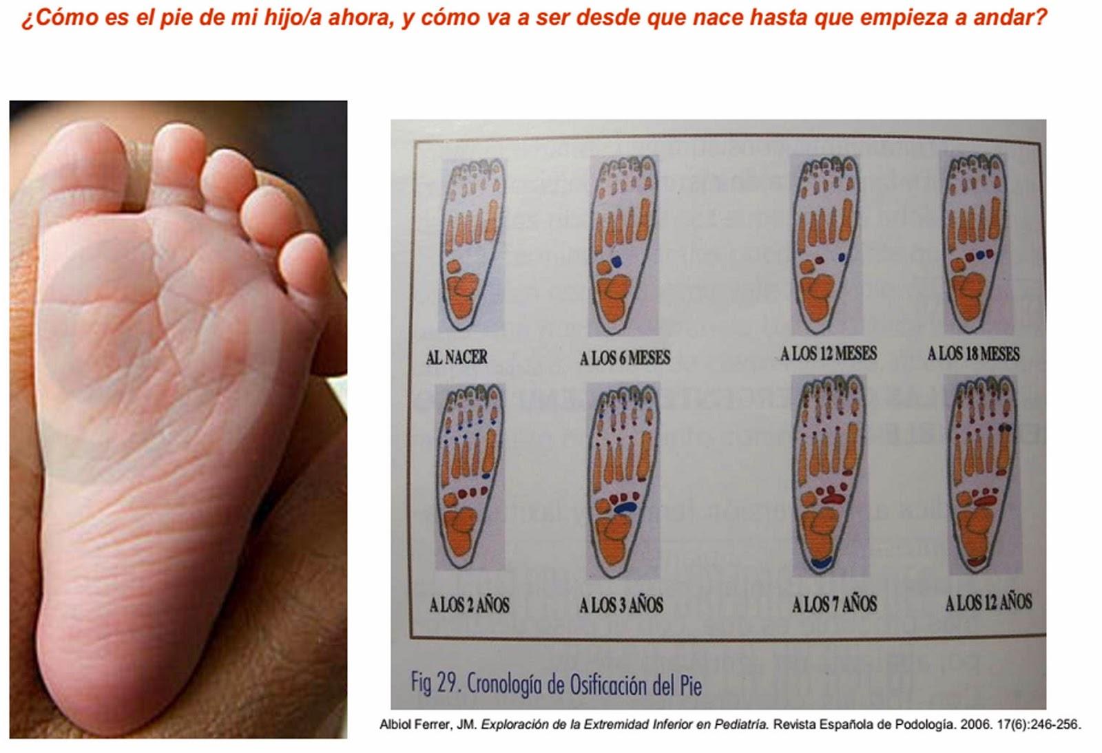 Maternidad y Crianza: ¿Qué no se debe hacer con los pies de los niños?