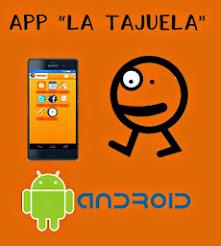"""App """"La Tajuela"""""""
