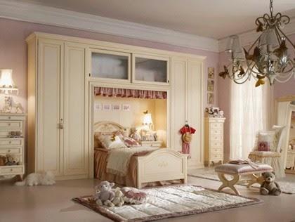 Gambar desain kamar anak tema teddy bear lucu banget