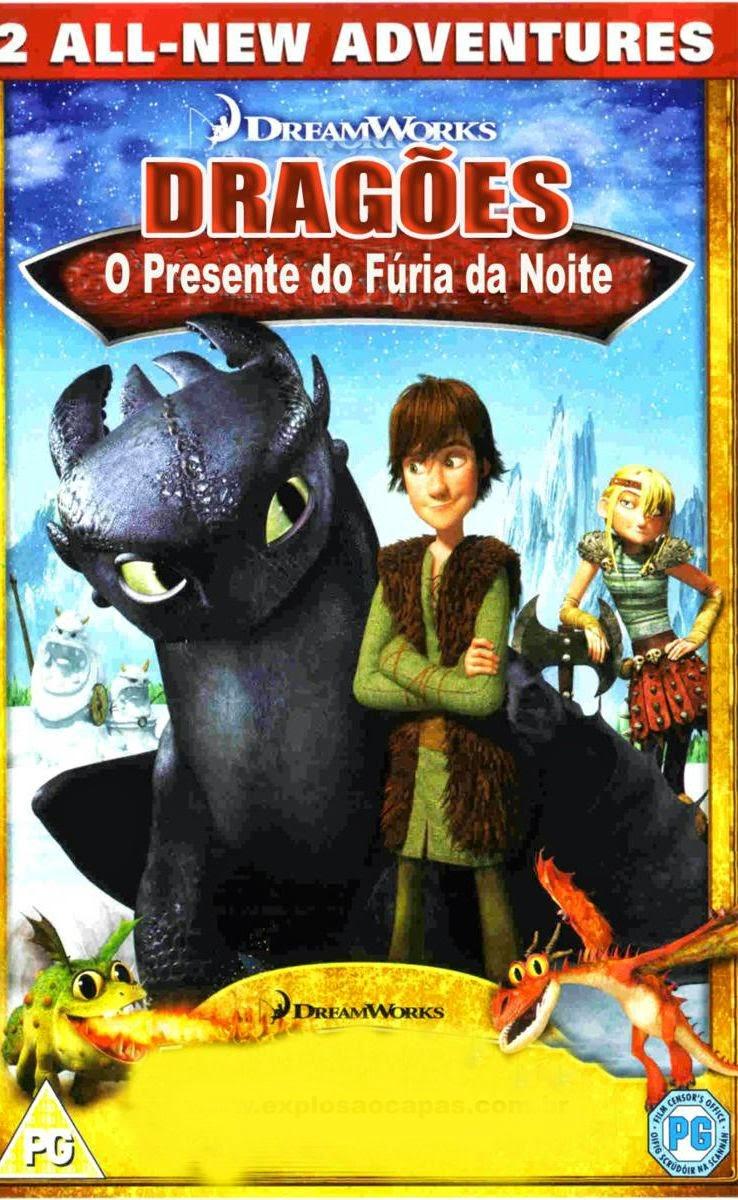 Dragões – O Presente Do Fúria Da Noite Dublado