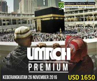 Umroh Reguler November 2016