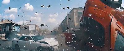 Μια… τυπική μέρα στους δρόμους της Ρωσίας