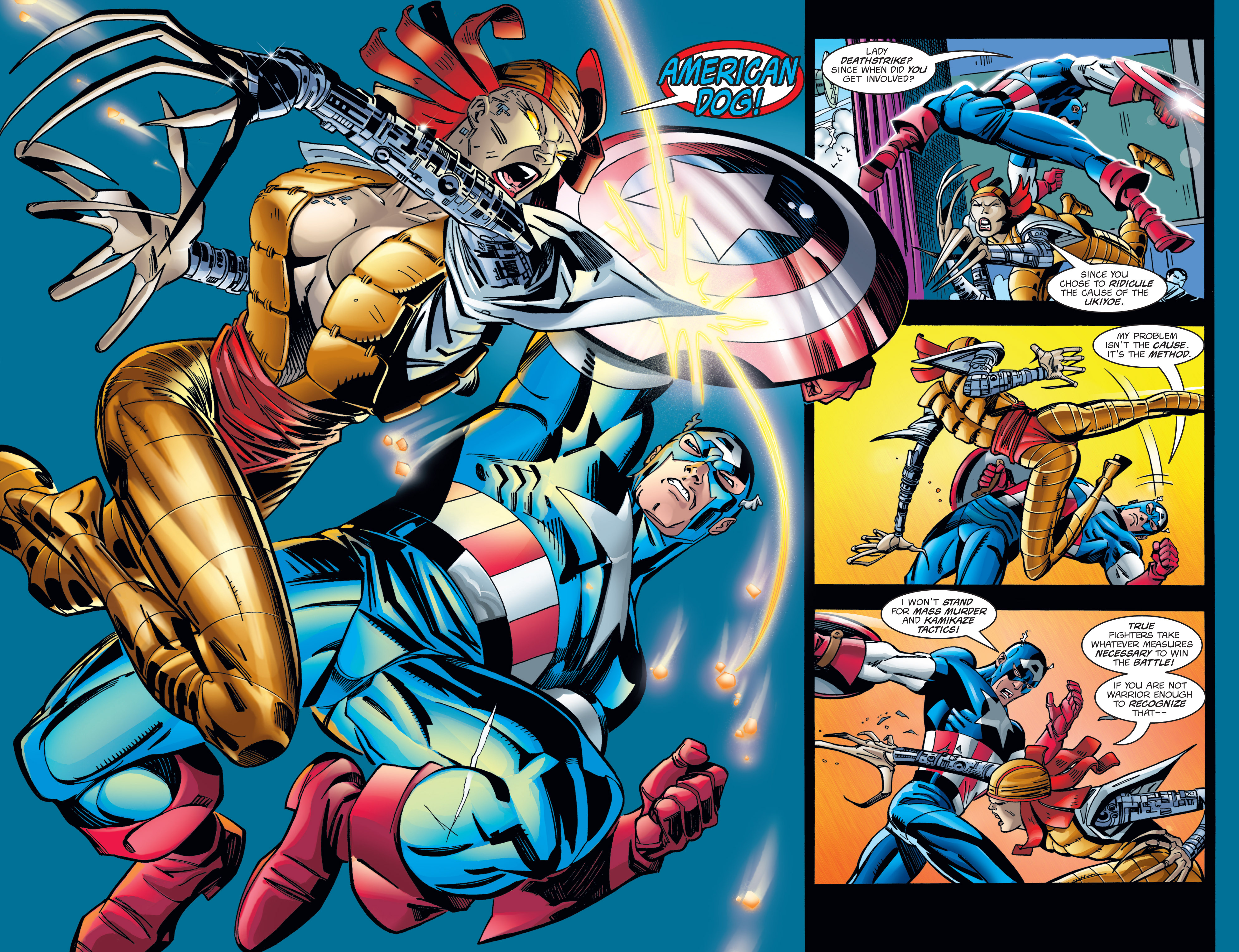 Captain America (1998) Issue #1 #4 - English 23