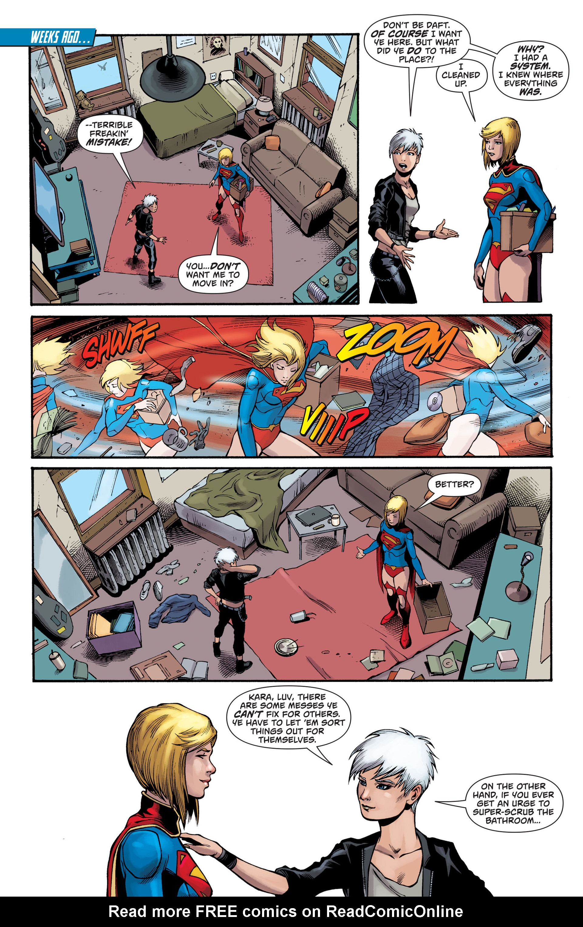 Supergirl (2011) Issue #29 #31 - English 15