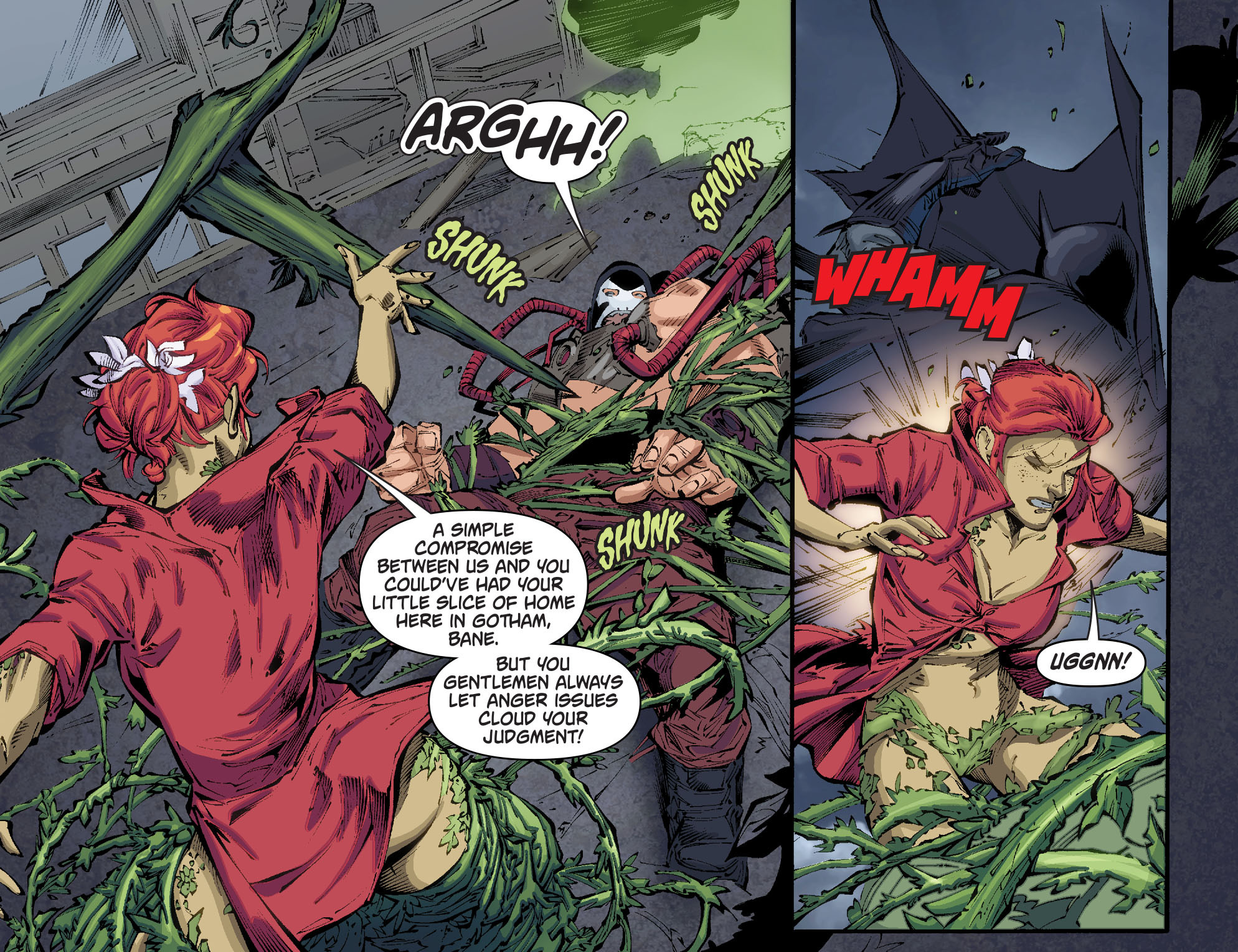 Batman: Arkham Knight [I] Issue #16 #18 - English 19
