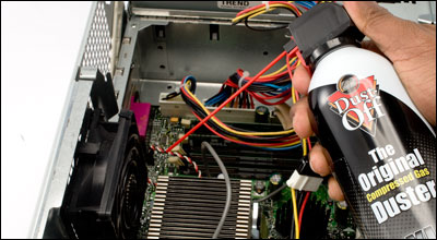Tips Bersihkan Casing Komputer