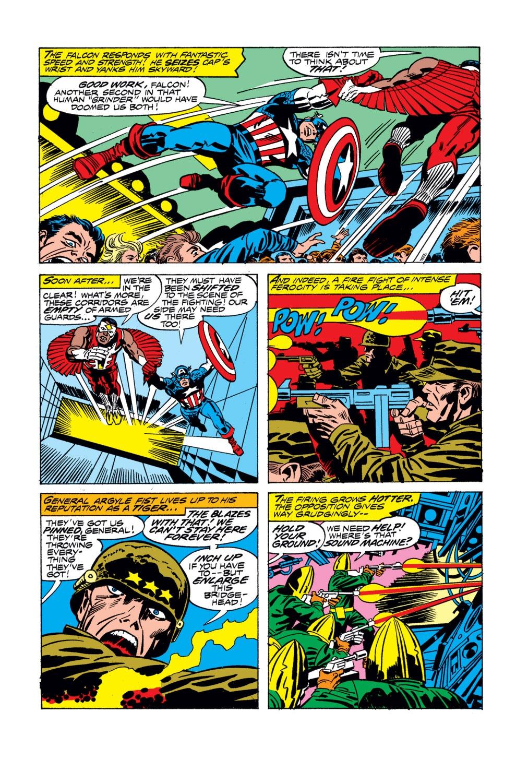 Captain America (1968) Issue #197 #111 - English 13