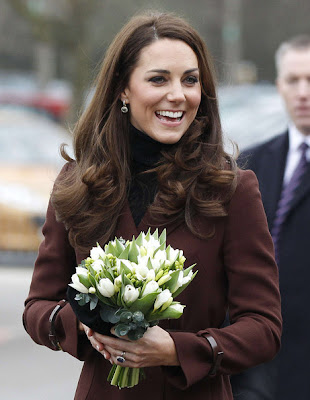 Kate Middleton Haircut 2012