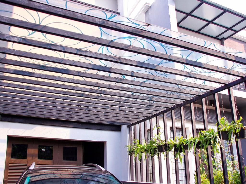 pertimbangan dan pemilihan atap carport