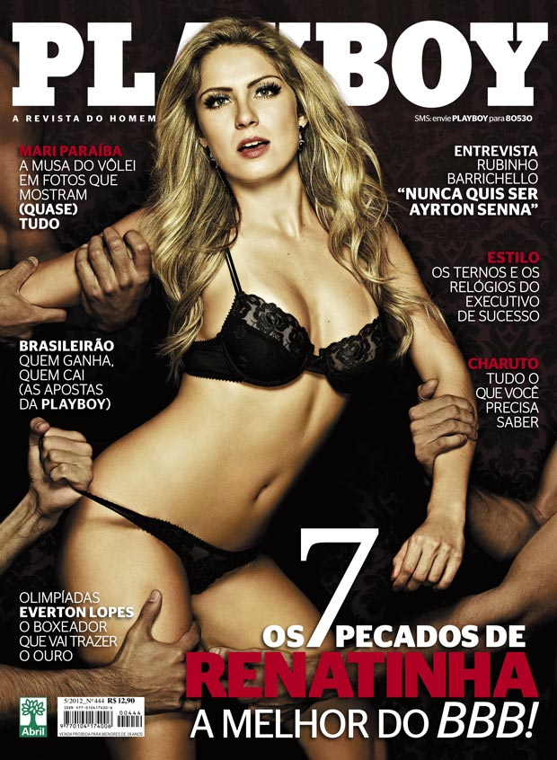 Download Revista Playboy Renatinha Maio (2012)