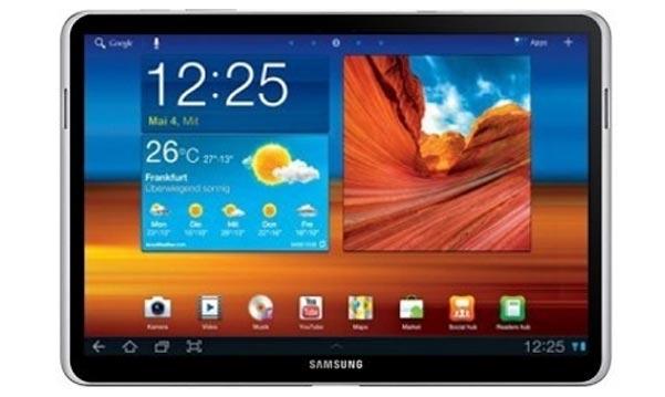 Samsung Galaxy 11.6 Tablet