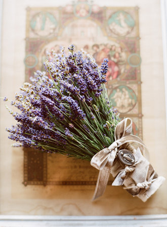 bouquet bridal lavender wedding bouquets