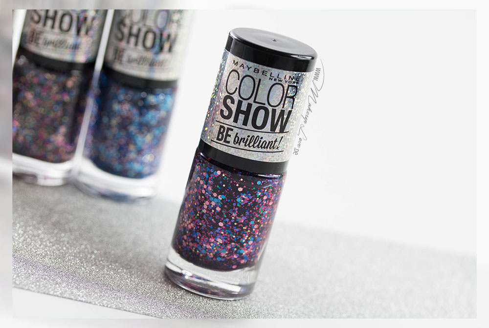 Maybelline Colorshow Nagellacke | BE brilliant! Kollektion purple dazzle