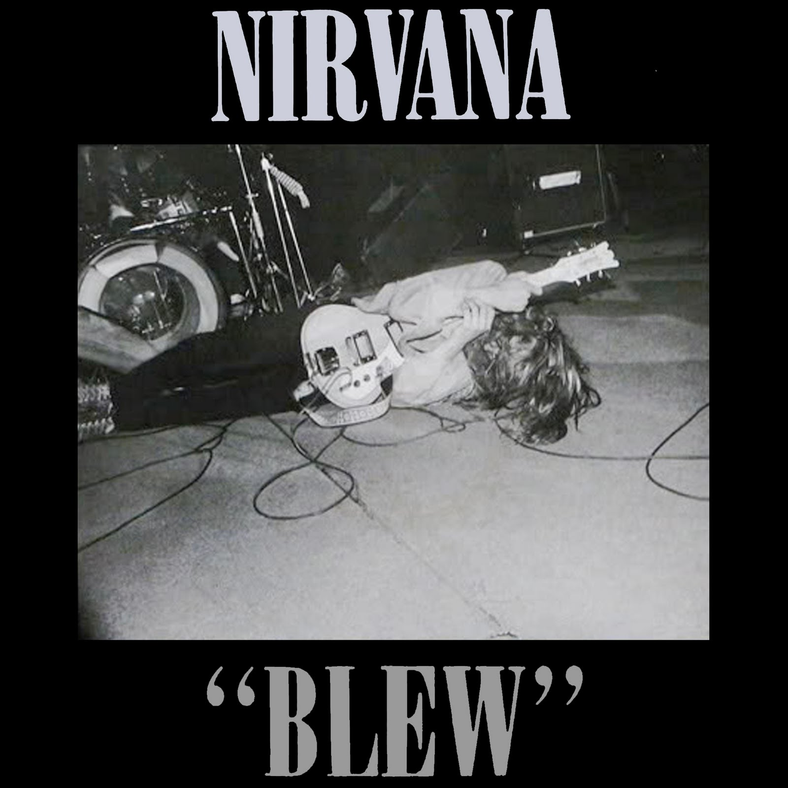 Nirvana love buzz live in austria 1989 - 5 7