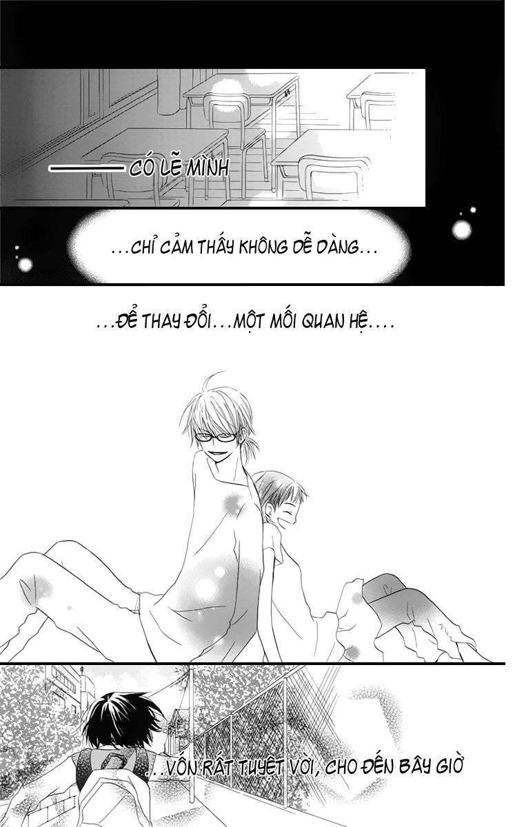 Tonari no Megane-kun chap 3 - Trang 33