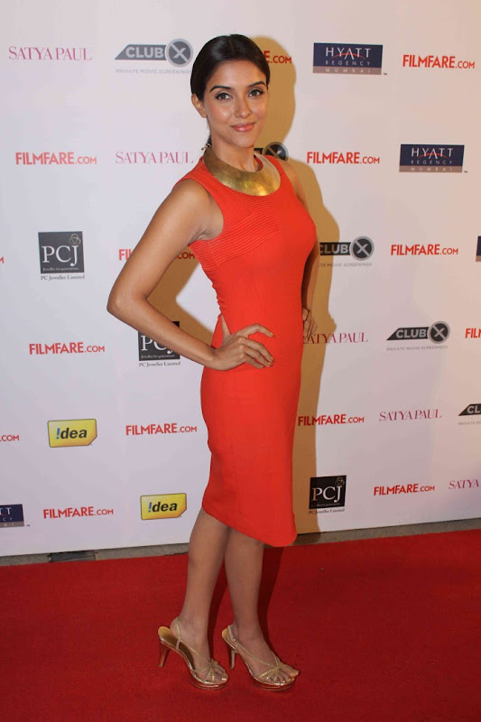 Asin at th Filmfare Awards sexy stills