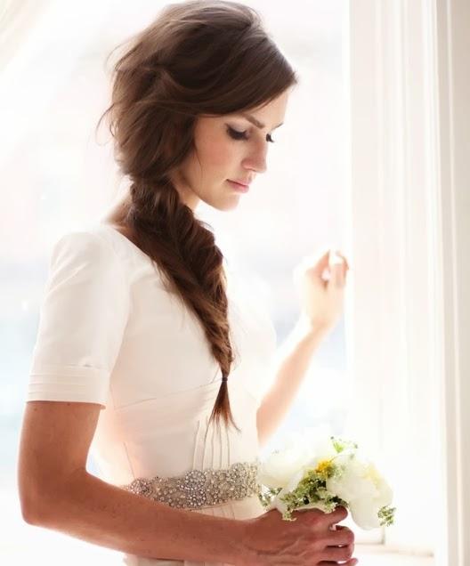 13 peinados de novia con trenzas - blog para novias - bodas con