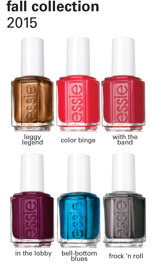 Essie Fall Collection 2015 - everything2k